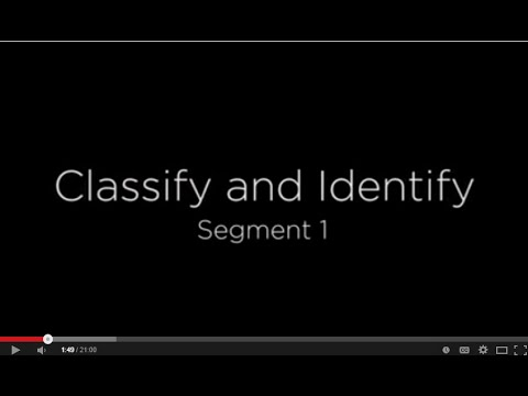 Classify & Identify Hazardous Materials - Segment 1