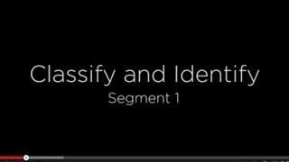 Classify & Identify Hazardous Materials - Segment 1