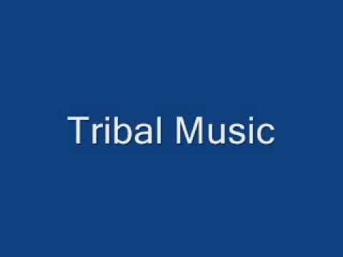tribal music