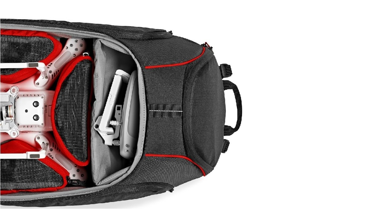 ebb73424278f Manfrotto Aviator Drone Backpack - YouTube