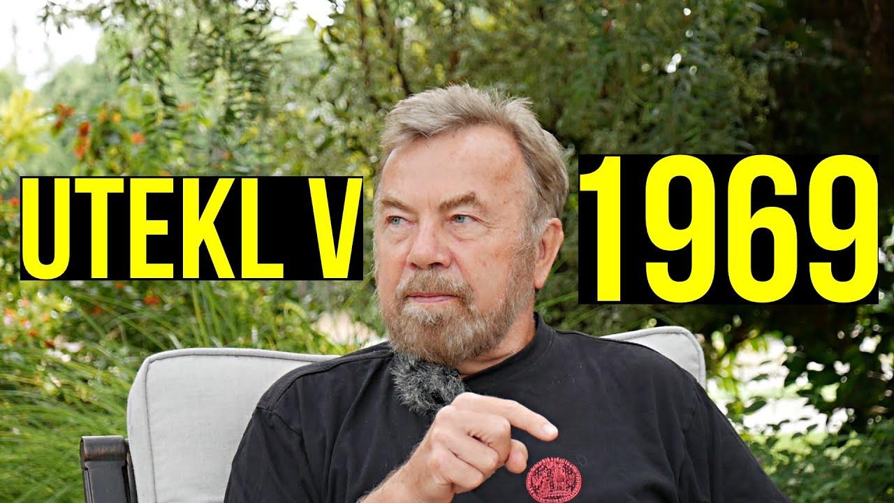 Před 51 lety utekl do Ameriky z Československa   SLOUŽIL v AMERICKÉ ARMÁDĚ