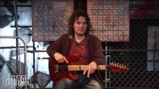 Vinnie Moore Guitar Lesson