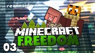 REWI MUSS STERBEN! & NEUES SCHWERT! ✪ Minecraft FREEDOM #03