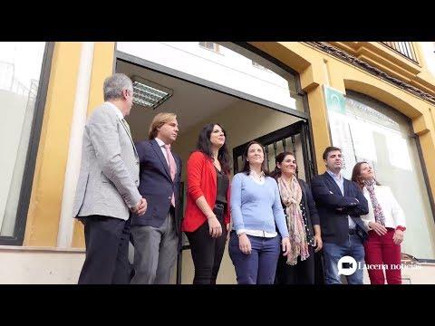 VÍDEO: La Junta pone fecha a algunas actuaciones en Lucena con partida presupuestaria para 2020