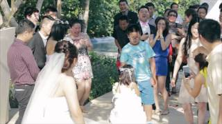 Windys Bali Wedding - Zhang Shuo Heng + Wang Xi Yao Wedding Trailer