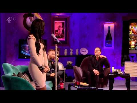 X Factor Judges on Alan Carr Chatty Man (13 November 2011) - Part 3/3