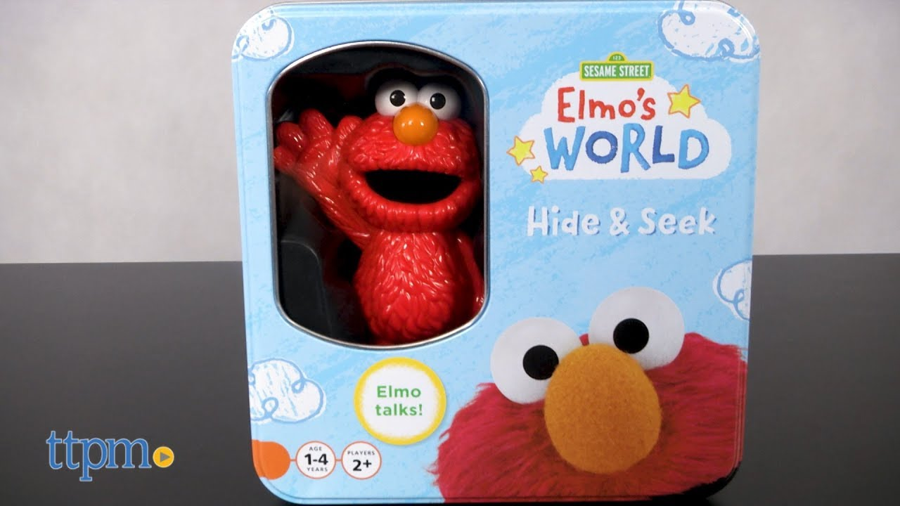 Elmos World Hide Seek From Identity Games Youtube Simple Ways To Circuit Bend A Toy Bending Pinterest