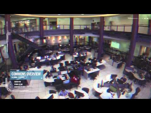 Campus Tour By Drone - University of Advancing Technology (UAT)