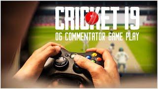 OG-Cricket 19 IPL gameplay LIVE