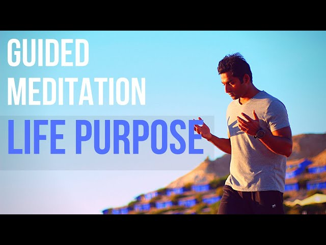 Full Guided Meditation PURPOSE | 15 min Wisdom Talk + 30 min Meditation
