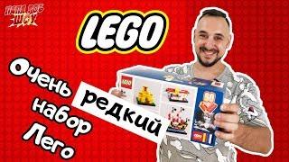 Папа Роб строит #LEGO корабль из ЭКСКЛЮЗИВНОГО набора!