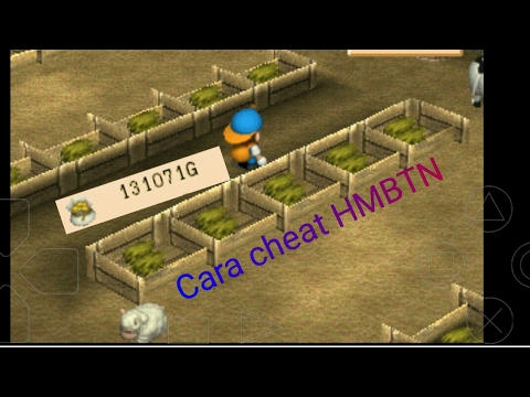 harvest moon back to nature gba cheat codes