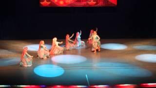 pyar kiya to darna kya more panghat from mughal e azam kathak stylization by tarang dance group