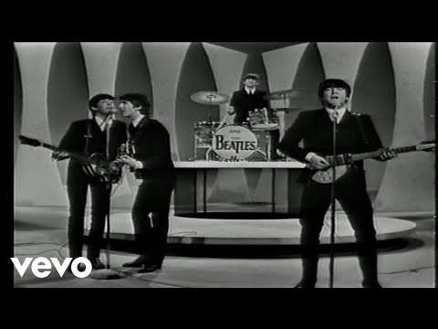 The Beatles - Twist & Shout - Performed Live On The Ed Sullivan Show 2/23/64