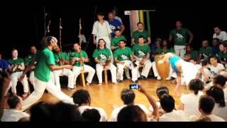 Omi e Gata Brava - Omi getting his Contra Mestre Cord