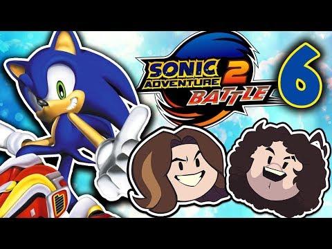 Sonic Adventure 2 Battle: Things Forgotten - PART 6 - Game Grumps
