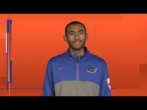 Get To Know Your Gators - Jon Horford