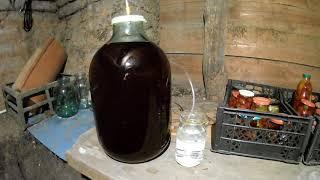 домашнее вино из красной смородины 2 ЧАСТЬ / Простые рецепты