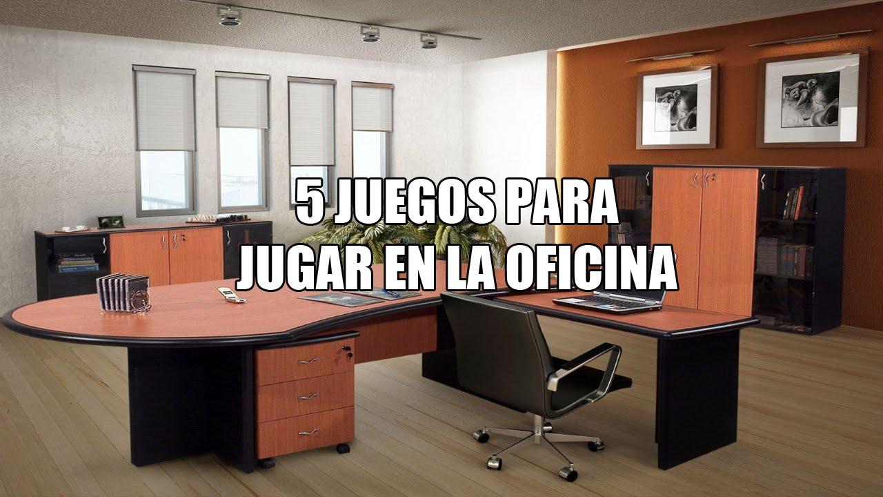 jugar oficina