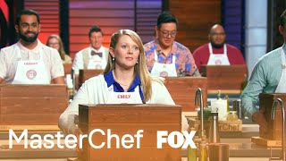 The Contestants Reveal What's In Their Boxes | Season 9 Ep. 9 | MASTERCHEF