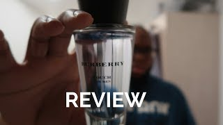 Burberry Touch For Him | Review and Impression