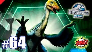 TORNEO DE SEGNOSAURUS!!! - Jurassic World - The Game PARTE 64