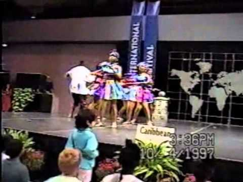 Caribbean Cultural Explorers Dance Group