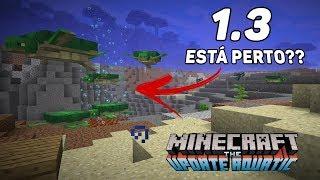 SAIU! NOVAS NOVIDADES DA ATUALIZAÇÃO DO MINECRAFT PE 1.3 ?! (Minecraft Pocket Edition)