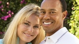 Lindsey Vonn, Tiger Woods Announce Relationship on Facebook