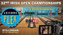 32nd Irish Open Championships - Final Step 1 - Group 1