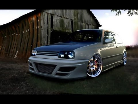 vw golf 3 tuning body kit youtube. Black Bedroom Furniture Sets. Home Design Ideas