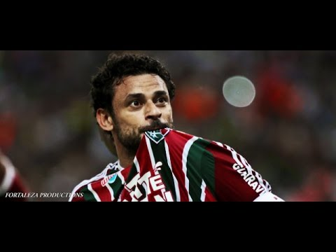 Fred | Fluminense Legend | Best Skills, Passes & Goals