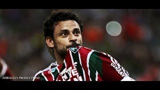 Fred | Fluminense Legend | Best Skills, Passes & Goals