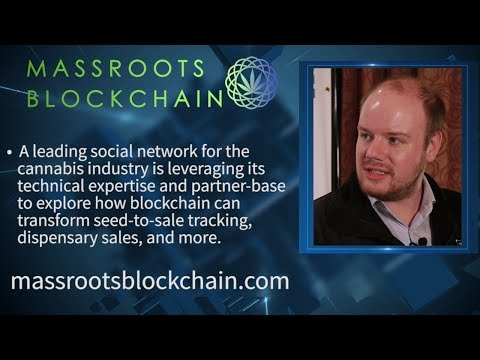 MassRoots Blockchain | CEO Isaac Dietrich | Blockchain For The Cannabis Industry | Fintech World