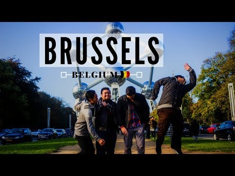 Brussels City & Mini Europe! 2017 | Belgium
