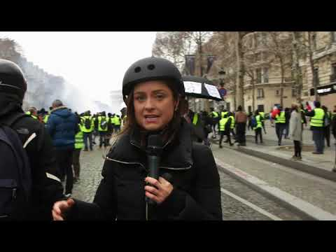 French President Macron to address France amid Yellow Vest protests