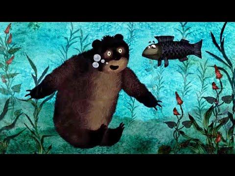 Мультфильм про медведей на стс