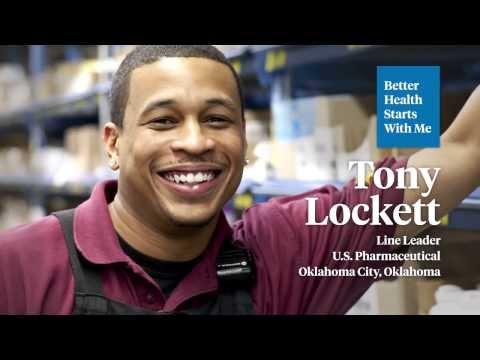 McKesson Distribution - Better Health Starts with Tony