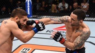 Frankie Edgar Looks Back at Knockout of Chad Mendes at TUF 22 Finale