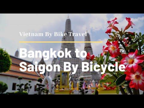 Bangkok and Saigon Post Tours - Bangkok to Saigon By Bicycle