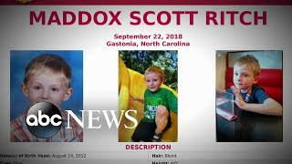 Search intensifies for missing 6-year-old boy with autism in NC