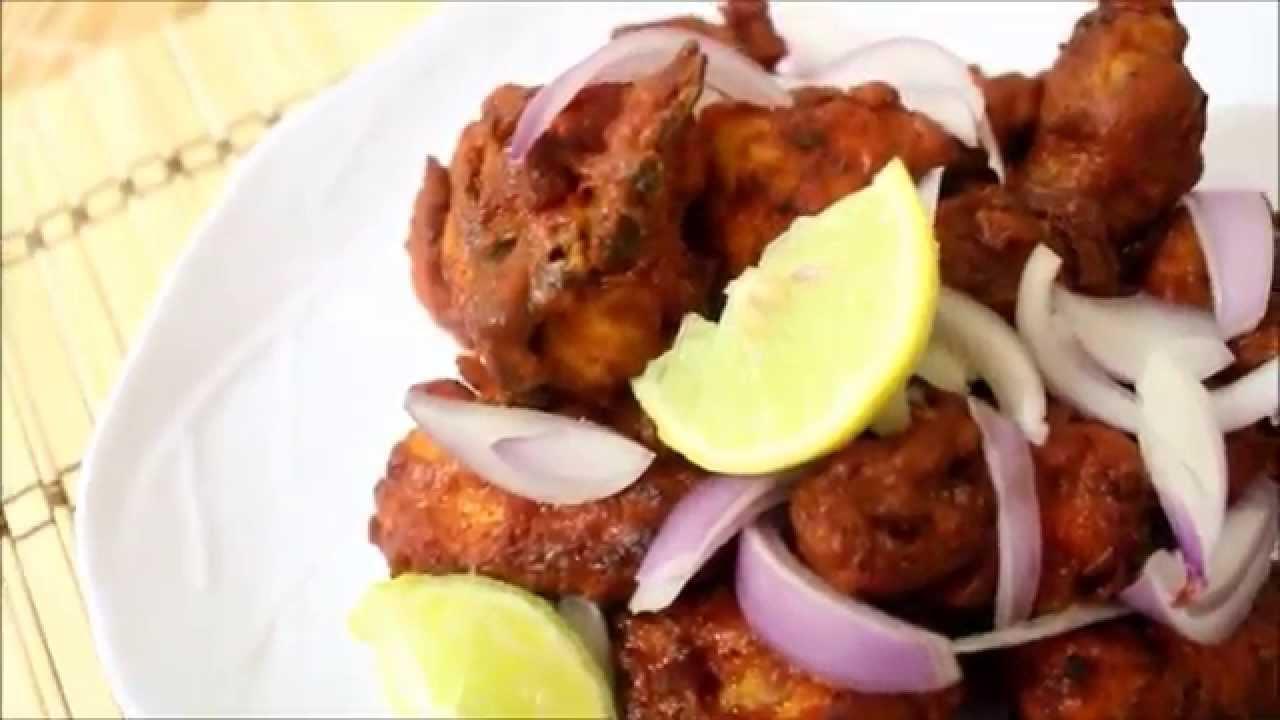 how to make chicken angara kabab