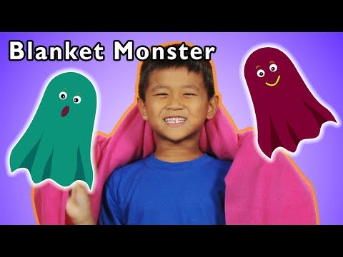 Blanket Monster and More | FUNNY PRANKS | Nursery Rhymes from Mother Goose Club!