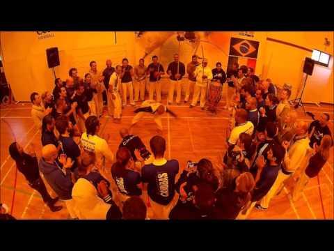 CAPOEIRA CANDEIAS OPEN EUROPEAN GALWAY IRELAND 2016