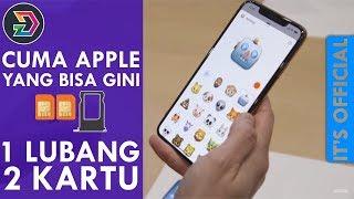 RESMI: APPLE iPhone XS Max 2018 INDONESIA | iPhone Dual SIM eSIM | Spesifikasi Dan Harga Resmi