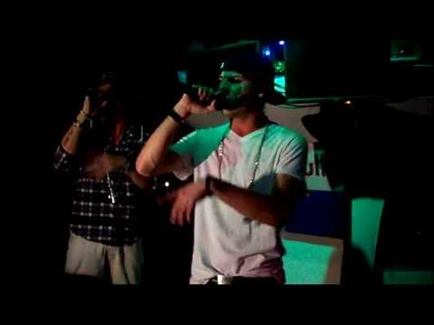 ANDY WHITE en vivo discoteca pharmacy