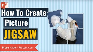How To Create Jigsaw Puzzle From Picture In Powerpoint