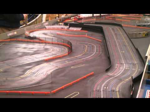 HO Slot Car Racing Polymer Bonded SS