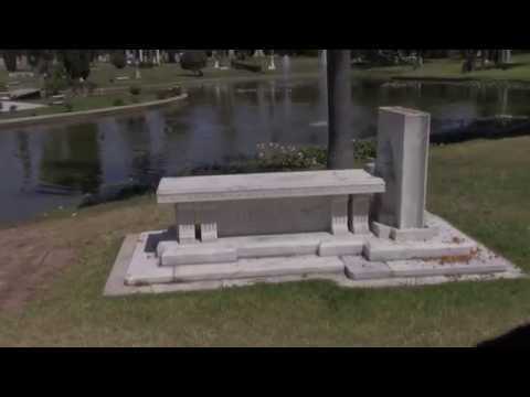 Tyrone Power's Final Resting Place