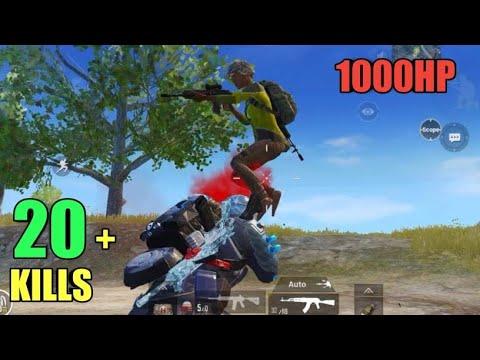 He Had 1000 Health HACK!! | PUBG MOBILE